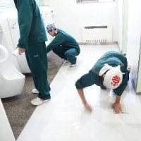 掃除の伝統を大切にしたい!!
