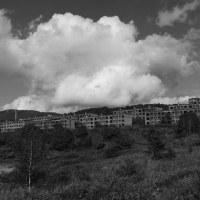 天空の緑ヶ丘アパート