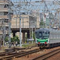 東京メトロが甲種輸送で西宮通過