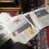 新聞文化の違い?