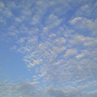 その日の空