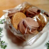 アモングーさんのメレンゲの焼き菓子