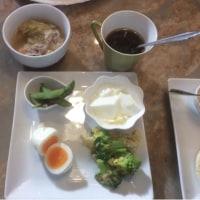 1/21白菜の中華風スープ、昼夜と新年会。。。