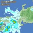 ここ3日連続の豪雨・・です。