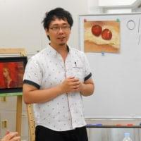 永津 照見 先生の講習会-上手くて巧い絵Part2-『人物画&静物デッサン』のご案内