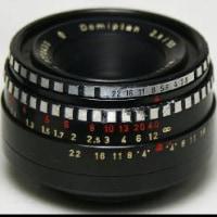 ����438�¡�Meyer  Domiplan 50mm f2.8���̥ᥤ�䡼�Υ��ߥץ��