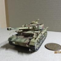 IV号戦車(1/72)