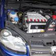 VW GOLF5/R32 車検のお手伝い。