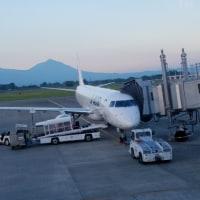 大阪へ出発です
