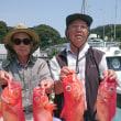 7月20(木)新島キンメ釣果