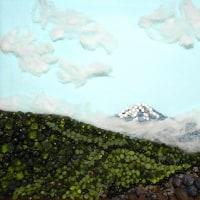 (800) 本社ヶ丸からの富士山