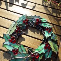 クリスマスリース (12/09)
