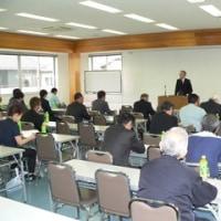 (一社)群馬県建設業協会館林支部総会の開催