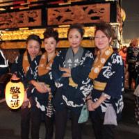 川越祭り20161015