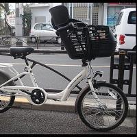 ★ご注文品*新品特価*アサヒ・3人乗り対応子供乗せ自転車*ママフレロック・206A