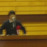 第52回男鹿地区少年防犯弁論大会
