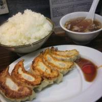 菅田屋餃子定食
