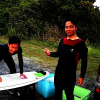 エクセレントなうねり&ブレイク(≧∇≦) メンバートコトン楽しみましたhappy surf