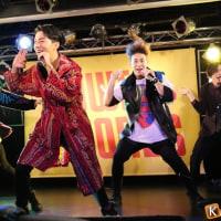 MR.MR、3rdシングル『GOOD TO BE BAD』発売記念イベント@タワーレコード渋谷店【取材レポ】
