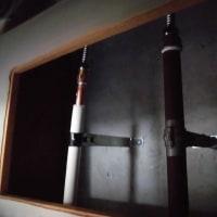 千葉県市川市 TOTO 台所水栓 TK130S 2ハンドル 交換