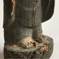 木彫 地蔵菩薩立像