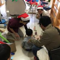 クリスマスフェスタ開催