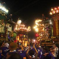 川越祭り20161016