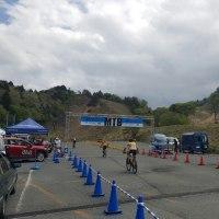 MTBびわ湖高島ステージ見学