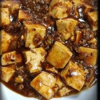 甘口&辛口 麻婆豆腐♡