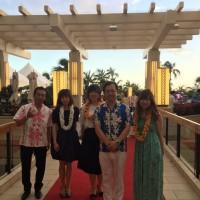 海外研修in  ハワイ