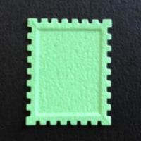 切手のエンボスパンチはデコップ・ スタンプ<shopWA・ON>