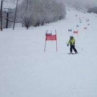 春スキーとバッジテスト
