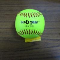ダンベルの下に置くボールはどれがいいのか?