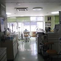 歯科医院改修の現地調査