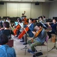 昨日の天理オケ練習(4月22日)