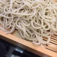 蕎麦道 きのこつけ汁蕎麦