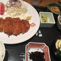 大かまど飯  寅福  のチキンカツ定食  2017年5月12日(金)