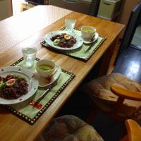 今日ランチ~雑穀ライスプレート