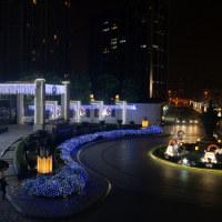 今年も上海で新年を