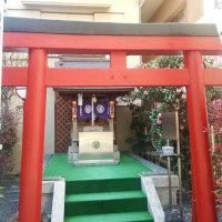 網敷天満宮+元徳稲荷神社 (浜町)