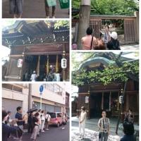 天孫神社参拝 @ NHK文化センター京都教室日本酒ガール・松浦すみれの「関西・ほろ酔い蔵さんぽ」