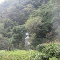 鎌倉文学館で薔薇と音楽と特別展