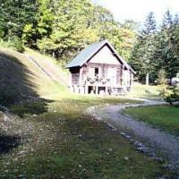 秘湯:奥ピリカ温泉への道。