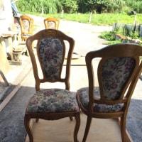 椅子の梱包 業者さんに習いたいです。