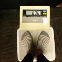 洗車日和🌼 体重60.8