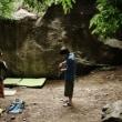 滴るキャンプ