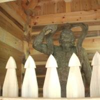 旦飯野神社 西山日光寺