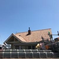 K様邸塗装工事準備
