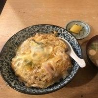 秋山食堂-玉子丼