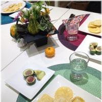 インド家庭料理&ヘルマンハープ&墨彩画&イタリア料理★